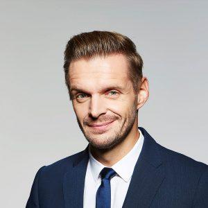 Portrait Florian Schroeder