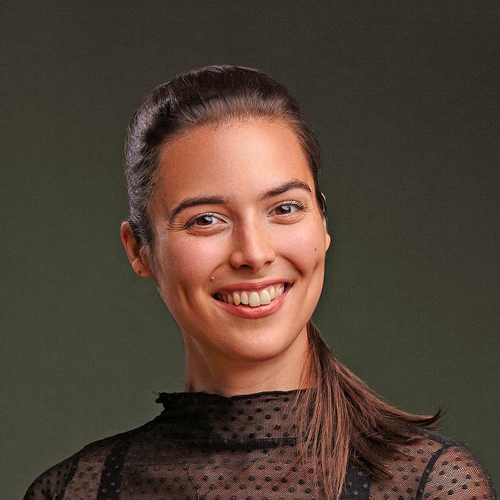 Portrait Sara Karas